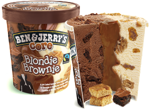 Somehow Ben and Jerry's has manage to create a product possibly even MORE addictive than regular ice cream.